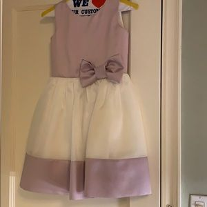 Zoe Ltd. Flowergirl dress